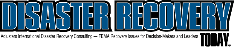 Disaster Recovery Today Logo June 2009