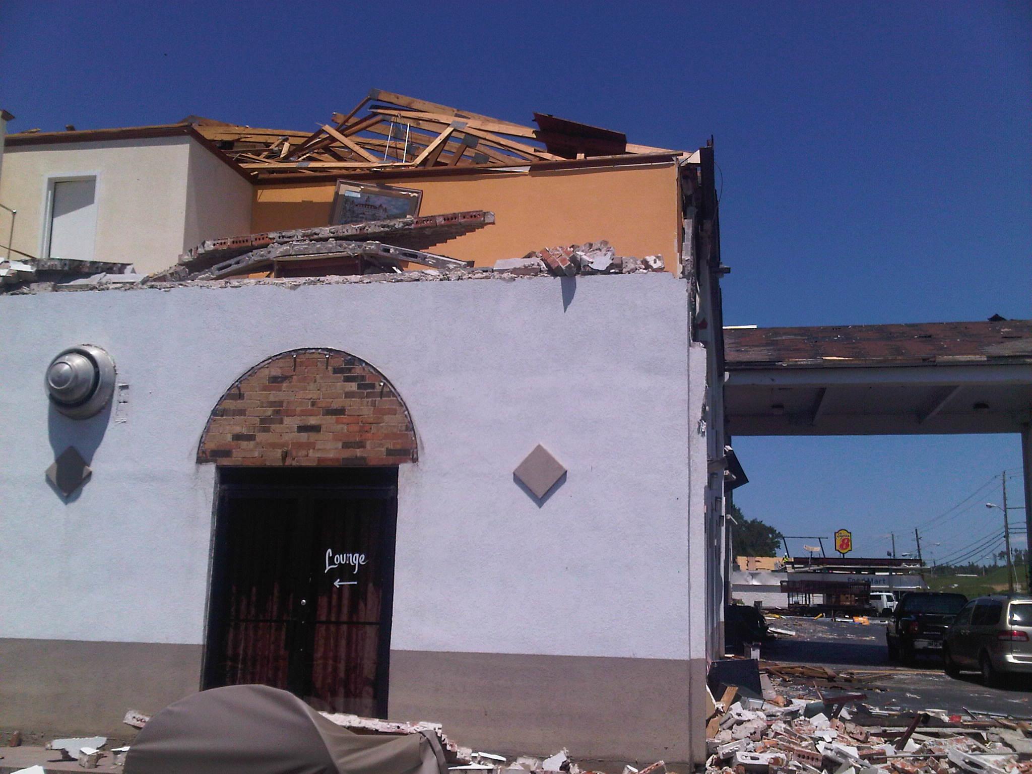 Tornado Commercial Insurance Claim AI/MBC