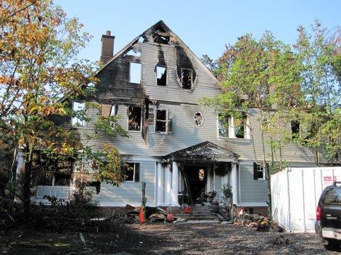 House Fire Insurance Claims Help AI/MBC