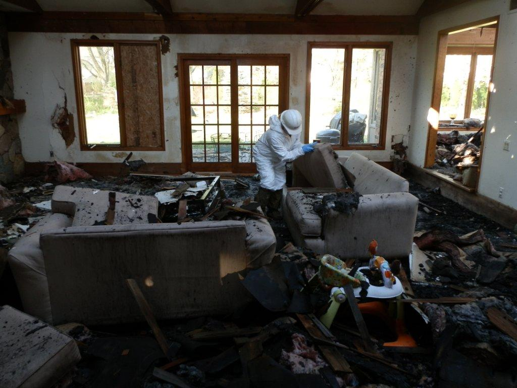Residential Insurance Claim Property Damage AI/MBC