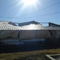 A Kansas Pork Plant Rebuilds After Being Struck by Second Tornado